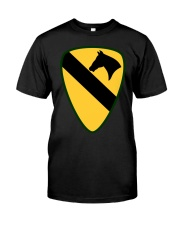 1st Cavalry - Presents for Veterans Classic T-Shirt front