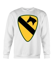 1st Cavalry - Presents for Veterans Crewneck Sweatshirt thumbnail