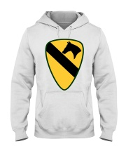 1st Cavalry - Presents for Veterans Hooded Sweatshirt thumbnail
