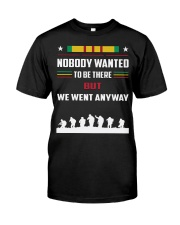 NOBODY Classic T-Shirt front