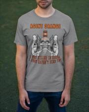 AGENT ORANGE - KOREA VETERANS Classic T-Shirt apparel-classic-tshirt-lifestyle-front-42