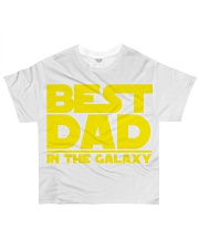 best dad in the galaxy All-over T-Shirt thumbnail