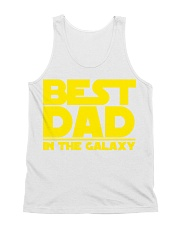 best dad in the galaxy All-over Unisex Tank thumbnail
