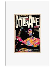 The mecca of Jazz coltrane poster 11x17 Poster front