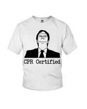 cpr certifi Youth T-Shirt thumbnail