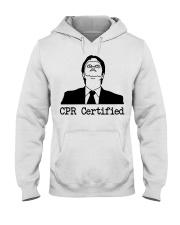 cpr certifi Hooded Sweatshirt thumbnail