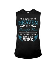 I know heaven is a beautiful place because they ha Sleeveless Tee thumbnail
