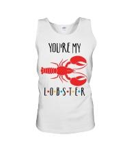 Friends you're my lobster shirt Unisex Tank thumbnail