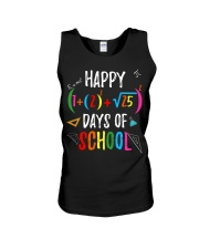 Happy days of school shirt Unisex Tank thumbnail