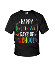 Happy days of school shirt Youth T-Shirt thumbnail