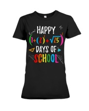 Happy days of school shirt Premium Fit Ladies Tee thumbnail