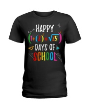 Happy days of school shirt Ladies T-Shirt thumbnail