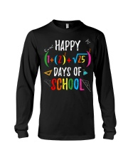 Happy days of school shirt Long Sleeve Tee thumbnail
