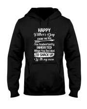 Happy father's day from the kid you inherited Hooded Sweatshirt thumbnail