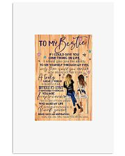 To my bestie if i could give you one thing in life 11x17 Poster front