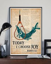 Fishing poster 11x17 Poster lifestyle-poster-2