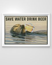 Save Water Drink Beer 36x24 Poster poster-landscape-36x24-lifestyle-02