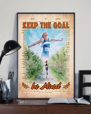 Running Keep The Goal 24x36 Poster lifestyle-poster-2
