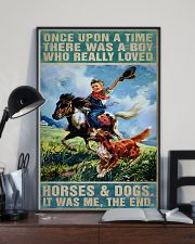 horse poster 11x17 Poster lifestyle-poster-2
