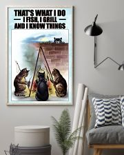 Fishing and Know Things 24x36 Poster lifestyle-poster-1