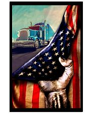 poster 5 trucker 11x17 Poster front