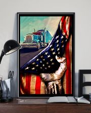 poster 5 trucker 11x17 Poster lifestyle-poster-2