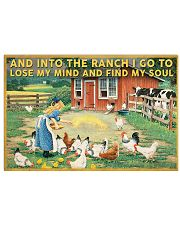 Farmer poster 17x11 Poster front
