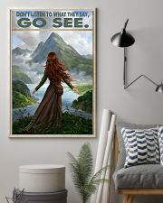 Camping poster 11x17 Poster lifestyle-poster-1
