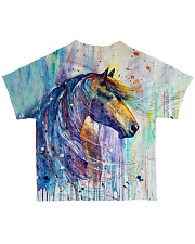 Horse All-over T-Shirt back