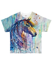 Horse All-over T-Shirt front