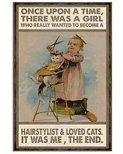 Hair dresser 11x17 Poster front