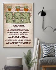 veteran poster 11x17 Poster lifestyle-poster-1