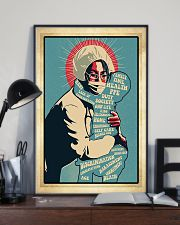 Nurse poster 16x24 Poster lifestyle-poster-2