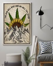 The sun will rise poster 11x17 Poster lifestyle-poster-1