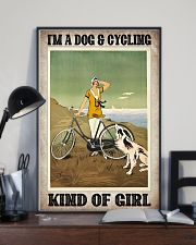 Cycling poster 11x17 Poster lifestyle-poster-2