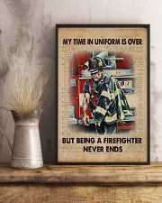 firefighter  poster 24x36 Poster lifestyle-poster-3