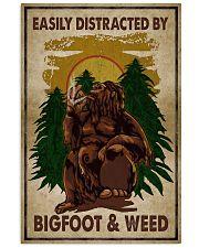 Bigfoot poster 11x17 Poster front