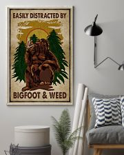 Bigfoot poster 11x17 Poster lifestyle-poster-1