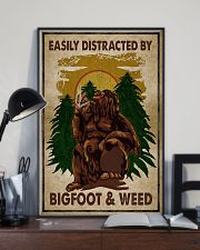 Bigfoot poster 11x17 Poster lifestyle-poster-2