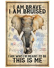 Elephant Poster 11x17 Poster front