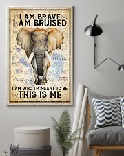 Elephant Poster 11x17 Poster lifestyle-poster-1
