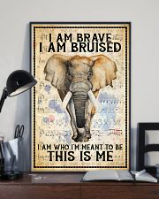 Elephant Poster 11x17 Poster lifestyle-poster-2
