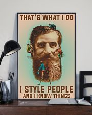 Style people and Know Things 11x17 Poster lifestyle-poster-2