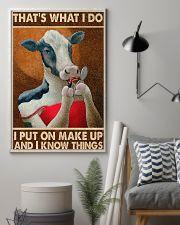 Put on makeup 24x36 Poster lifestyle-poster-1
