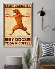 dog poster 11x17 Poster lifestyle-poster-1