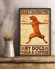 dog poster 11x17 Poster lifestyle-poster-3