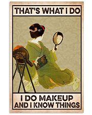 Makeup Vertical Poster tile