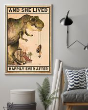 Dinosaur poster 11x17 Poster lifestyle-poster-1