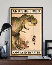 Dinosaur poster 11x17 Poster lifestyle-poster-2