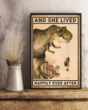 Dinosaur poster 11x17 Poster lifestyle-poster-3